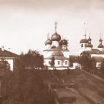 БИХМ 2555 Фотография Преображенский собор в валу сер. ХХ в.