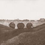 БОКМ 5841 - 1 Фотография Мост через ров первая пол. ХХв