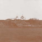 БОКМ 5841 - 4 Фото Вид на вал с Ильинской стороны перв.пол.ХХв
