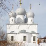 Спасо-Преображенский собор. Фото 2012 года