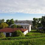 Здание присутственных мест. Вид с юга. Фото 2012 года