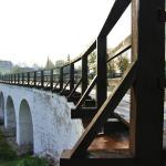 Мост через ров. Фото 2014 года