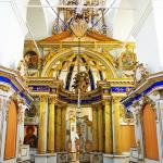 Иконостас Спас-Преображенского собора. Фото 2014 года