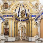 Иконостас Спасо-Преображенского собора. Фото 2014 года