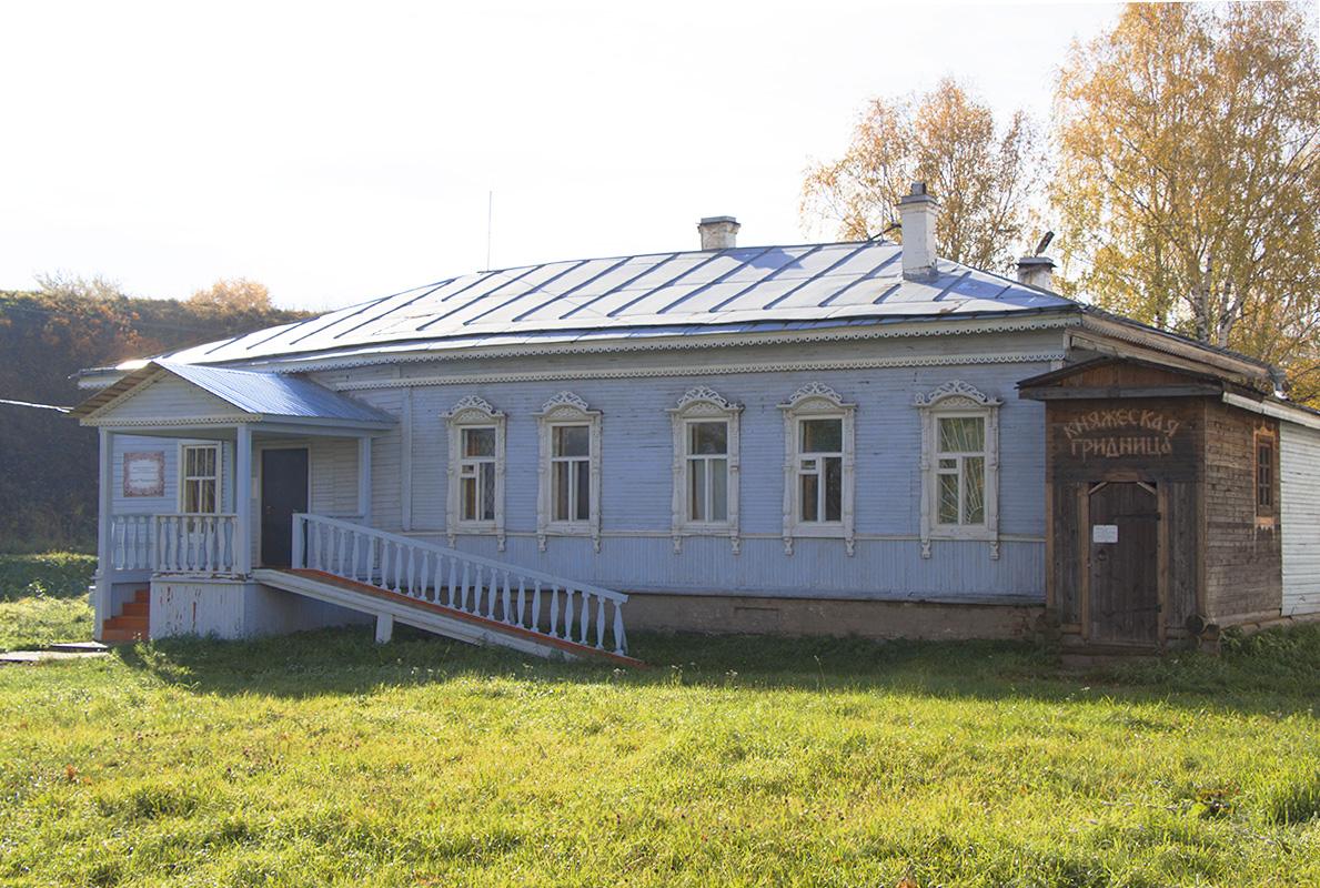 """Музей """"Русская изба"""". Фото 2014 года"""