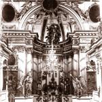 Иконостас Спасо-Преображенского собора. Фото А.А. Хохрякова